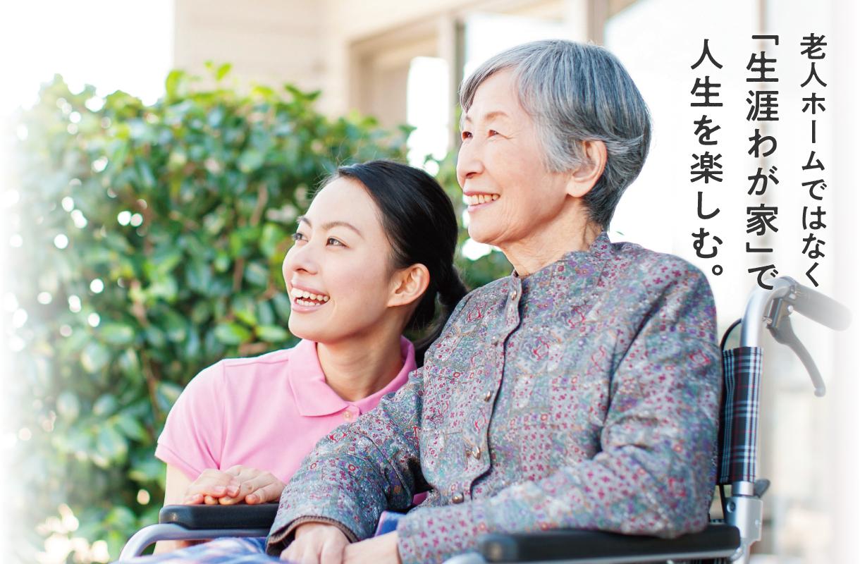 介護保険内ではできないフリケアのサービスイメージ